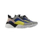 Sneakers lacci mix Liviana Conti: scarpe casual chic donna
