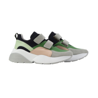 Sneakers strap mix Liviana Conti