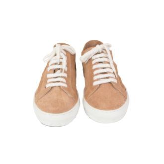 Sneakers uomo Doucal's Bali e Bianco
