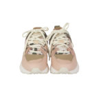 Sneaker D/One Dondup in pelle: calzature donna casual chic