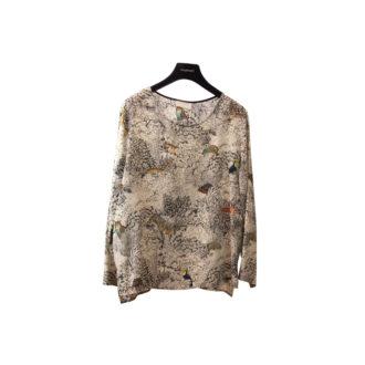 Camicia Momonì in seta
