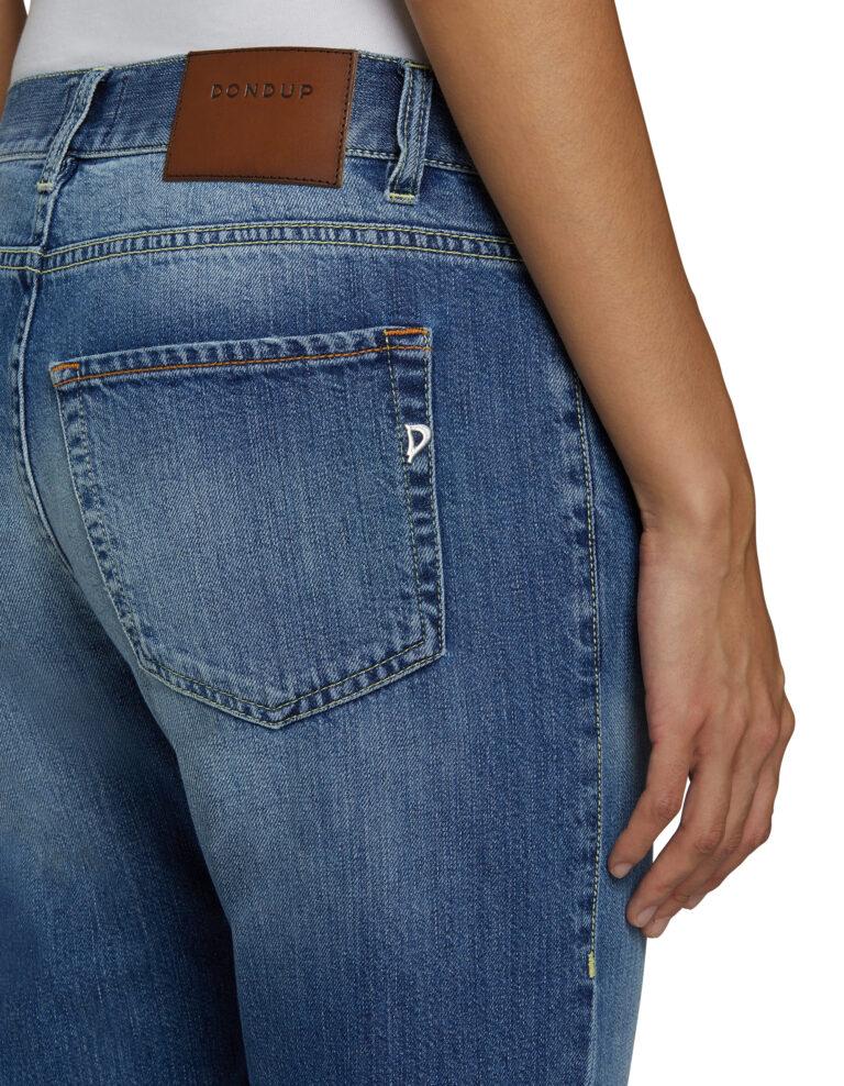 dettaglio jeans mila dondup