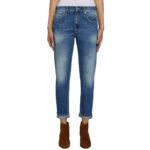 Jeans 5 tasche: denim donna Dondup modello Mila regular