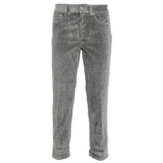 Pantaloni argento dundup