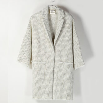 cappotto in boucle