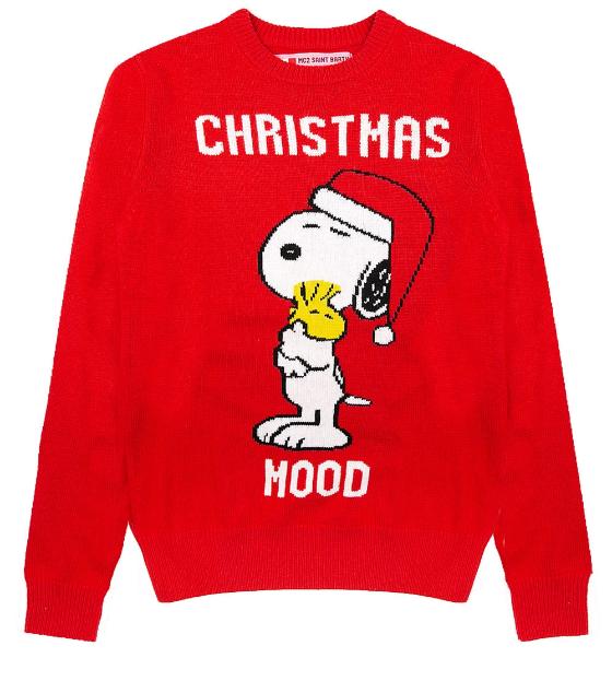 Maglione Snoopy Natale