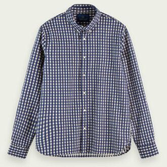 camicia a quadretti uomo