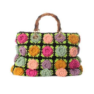 Saint Barth borsa donna Victoria Crochet 01